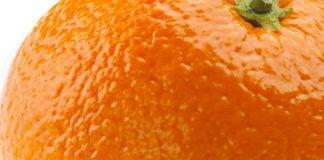 arancia cellulite