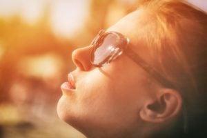 acne pelle e sole