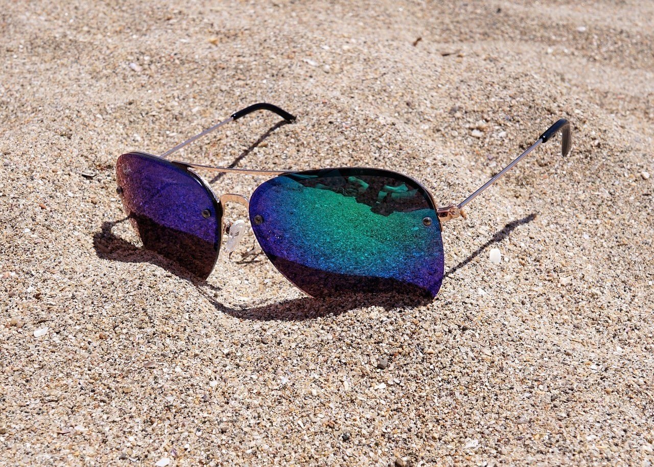 Proteggi i tuoi occhi dal sole