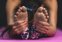 La cura dei piedi per evitare talloni screpolati