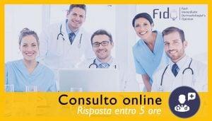 Il servizio di Consulto dermatologico online di Myskin