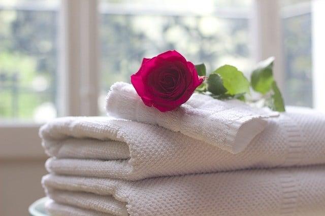 asciugamano viso