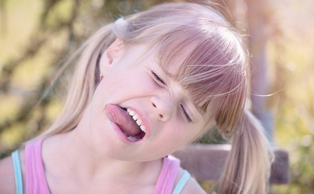 lingua herpes