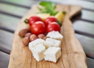 dieta mediterranea acne