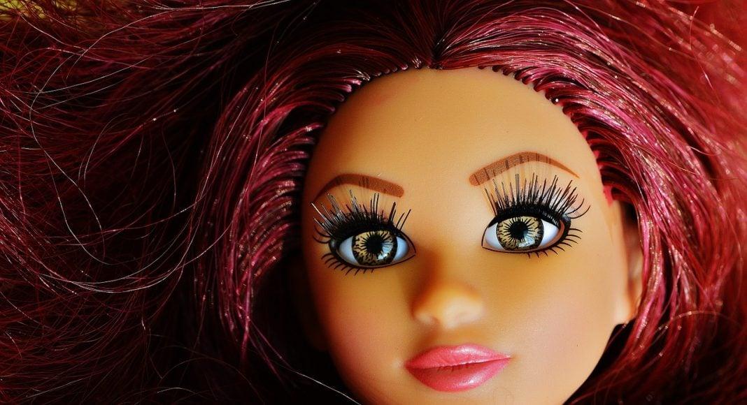 bambola capelli